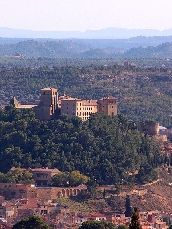 Castillo Calatravo Alcañiz