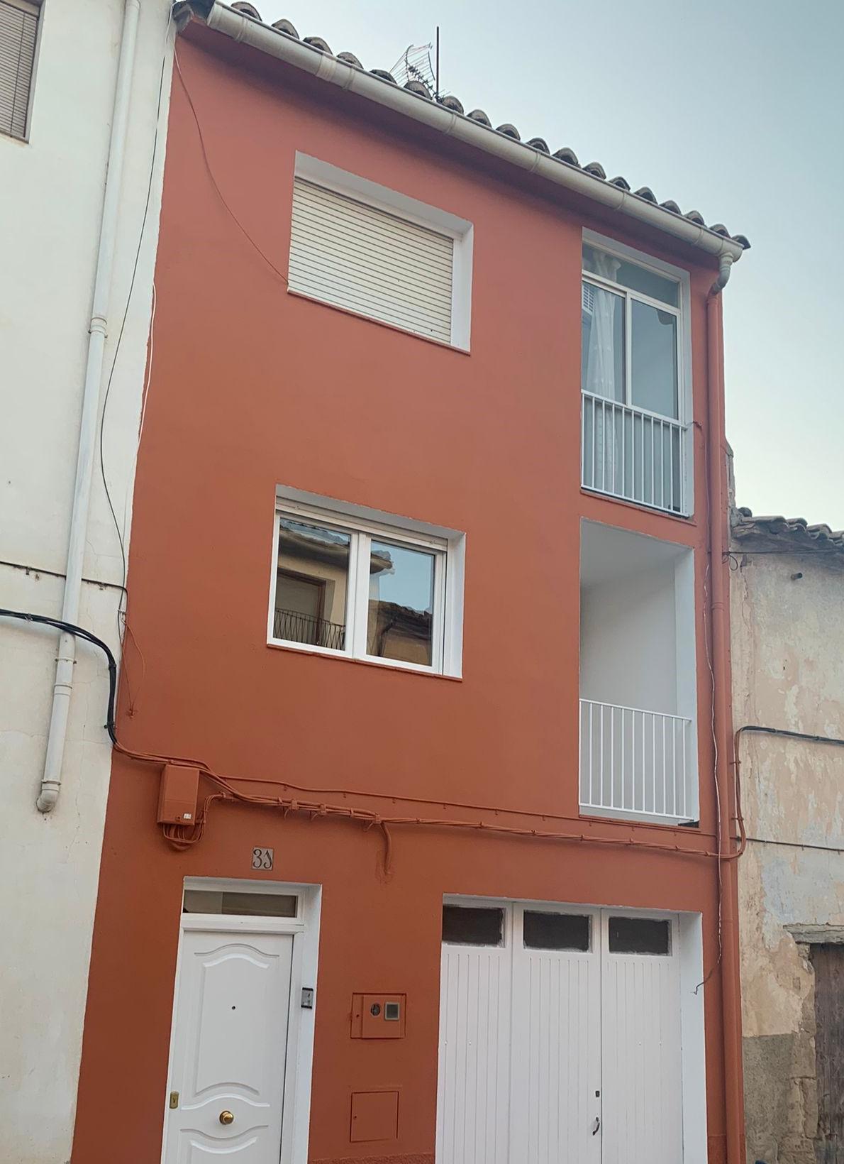nueva fachada